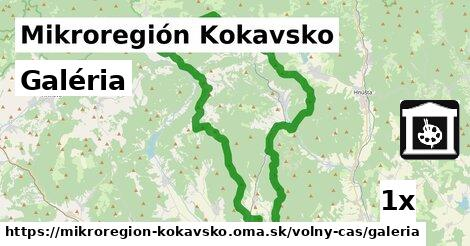 galéria v Mikroregión Kokavsko