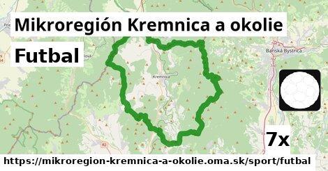 futbal v Mikroregión Kremnica a okolie
