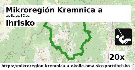 ihrisko v Mikroregión Kremnica a okolie