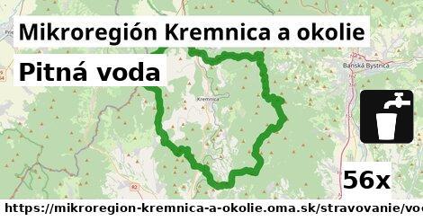 pitná voda v Mikroregión Kremnica a okolie