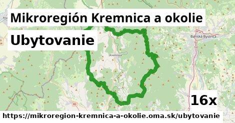 ubytovanie v Mikroregión Kremnica a okolie