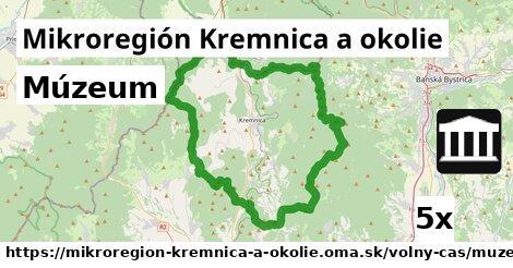 múzeum v Mikroregión Kremnica a okolie