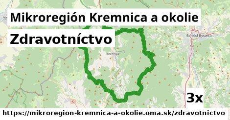 zdravotníctvo v Mikroregión Kremnica a okolie