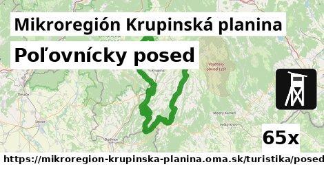 poľovnícky posed v Mikroregión Krupinská planina
