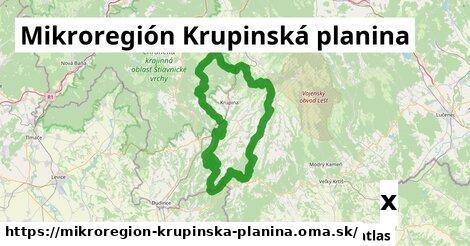 strom v Mikroregión Krupinská planina