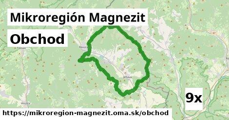 obchod v Mikroregión Magnezit