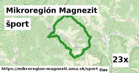 šport v Mikroregión Magnezit