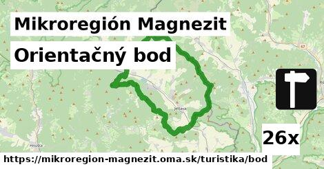 ilustračný obrázok k Orientačný bod, Mikroregión Magnezit