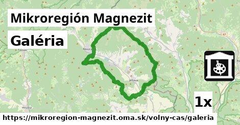 galéria v Mikroregión Magnezit