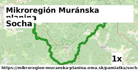 ilustračný obrázok k Socha, Mikroregión Muránska planina