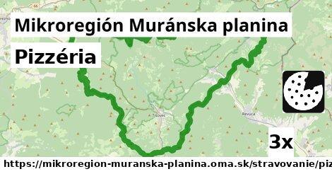 ilustračný obrázok k Pizzéria, Mikroregión Muránska planina
