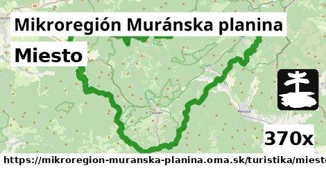 ilustračný obrázok k Miesto, Mikroregión Muránska planina