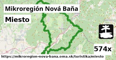 miesto v Mikroregión Nová Baňa