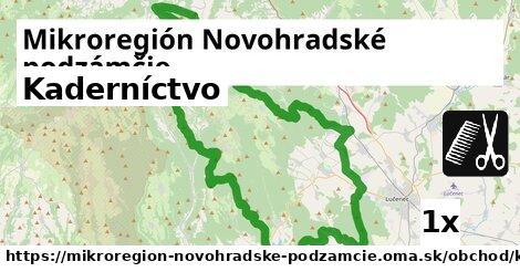 kaderníctvo v Mikroregión Novohradské podzámčie