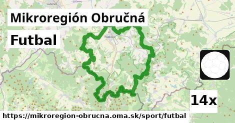 futbal v Mikroregión Obručná