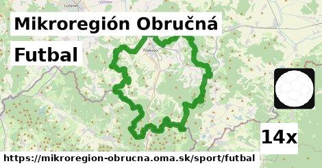 ilustračný obrázok k Futbal, Mikroregión Obručná