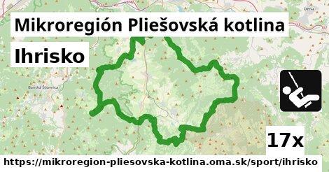 ilustračný obrázok k Ihrisko, Mikroregión Pliešovská kotlina