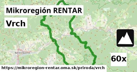 vrch v Mikroregión RENTAR