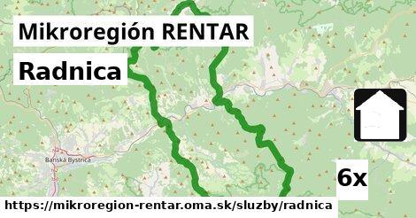 ilustračný obrázok k Radnica, Mikroregión RENTAR