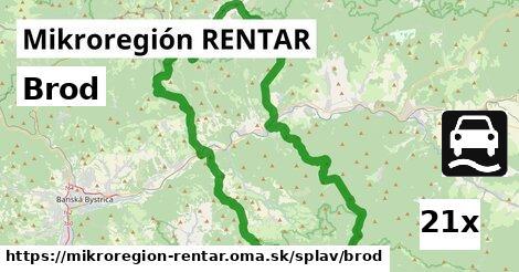 ilustračný obrázok k Brod, Mikroregión RENTAR