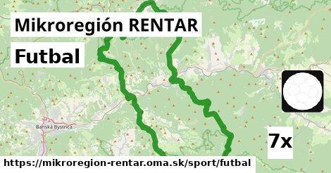futbal v Mikroregión RENTAR