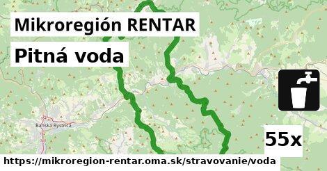 ilustračný obrázok k Pitná voda, Mikroregión RENTAR