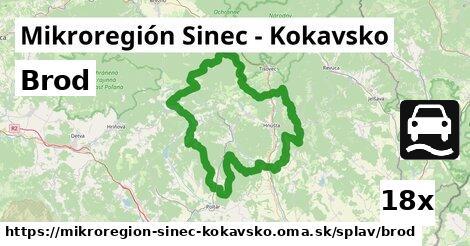 ilustračný obrázok k Brod, Mikroregión Sinec - Kokavsko