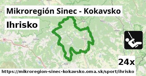 ilustračný obrázok k Ihrisko, Mikroregión Sinec - Kokavsko