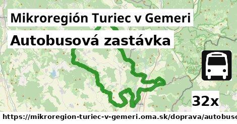 ilustračný obrázok k Autobusová zastávka, Mikroregión Turiec v Gemeri