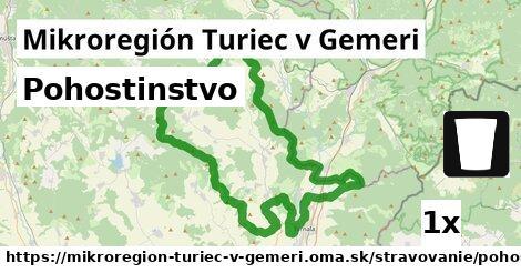 ilustračný obrázok k Pohostinstvo, Mikroregión Turiec v Gemeri