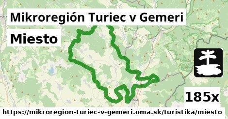 ilustračný obrázok k Miesto, Mikroregión Turiec v Gemeri