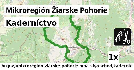 kaderníctvo v Mikroregión Žiarske Pohorie