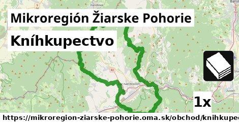 kníhkupectvo v Mikroregión Žiarske Pohorie