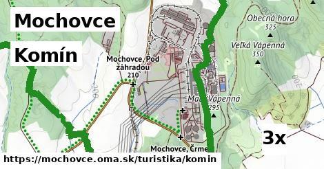 komín v Mochovce