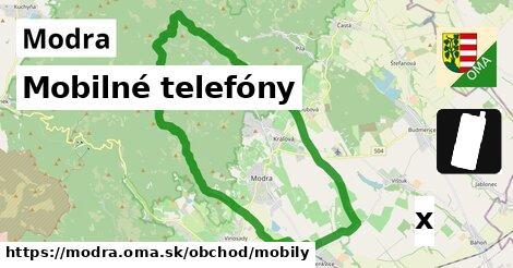 mobilné telefóny v Modra