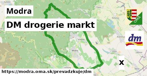 DM drogerie markt v Modra
