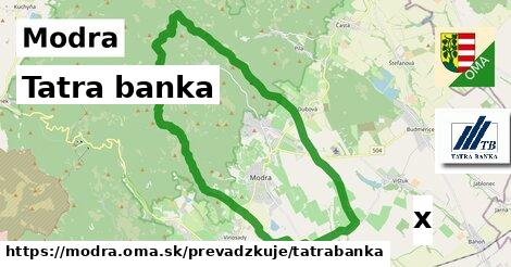 Tatra banka v Modra