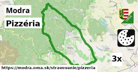 ilustračný obrázok k Pizzéria, Modra