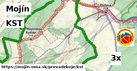 KST v Mojín