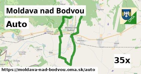 auto v Moldava nad Bodvou