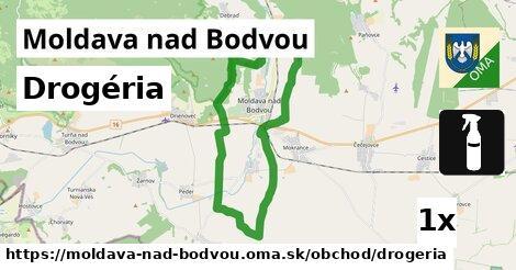 Drogéria, Moldava nad Bodvou