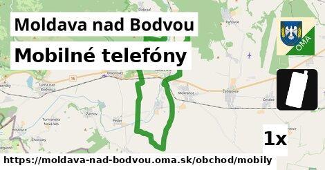 Mobilné telefóny, Moldava nad Bodvou