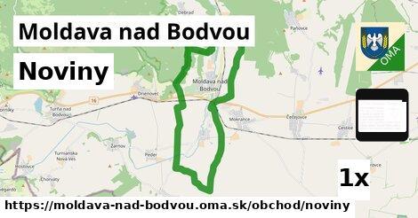 Noviny, Moldava nad Bodvou