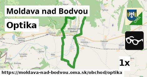 Optika, Moldava nad Bodvou