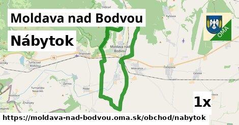 nábytok v Moldava nad Bodvou