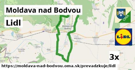 Lidl v Moldava nad Bodvou