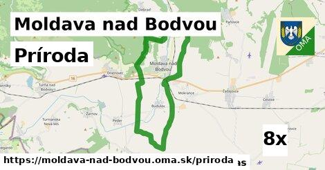 príroda v Moldava nad Bodvou