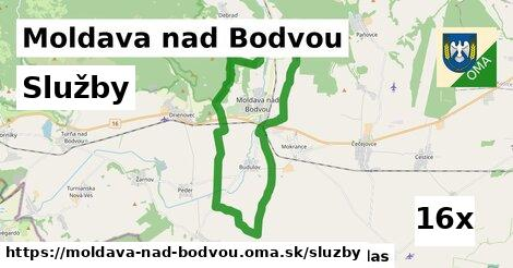 služby v Moldava nad Bodvou