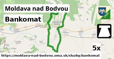 bankomat v Moldava nad Bodvou