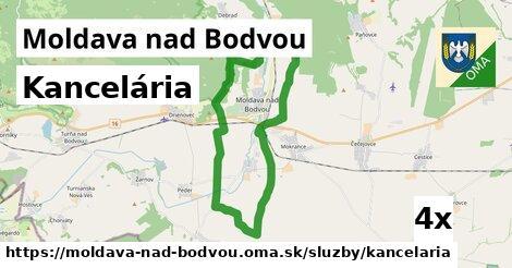 kancelária v Moldava nad Bodvou